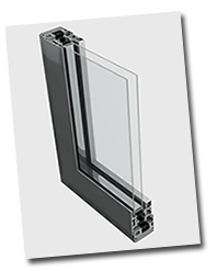 Beaufort 58BW Window System