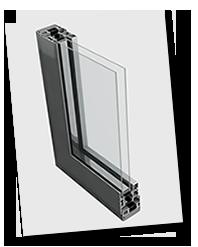 Beaufort 58BW Window System