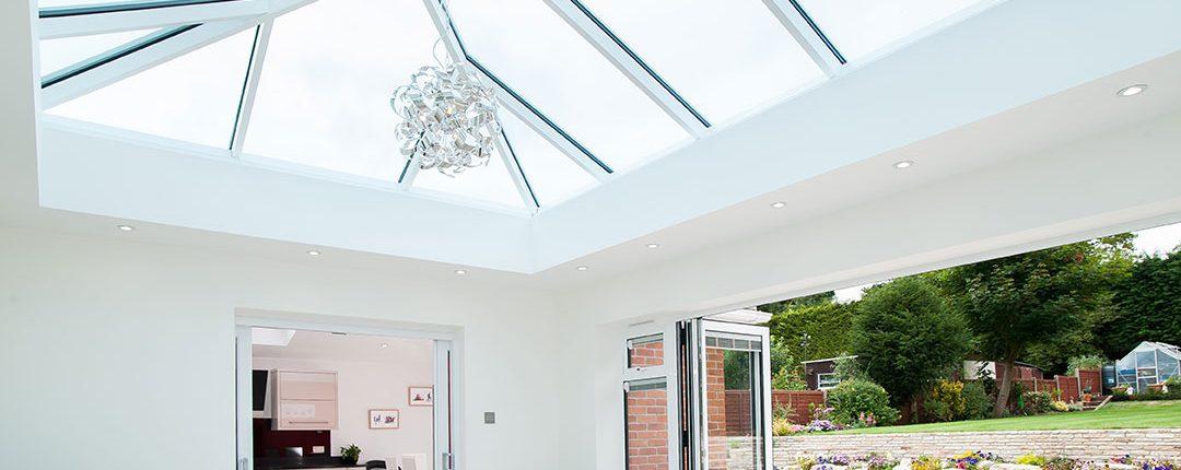 Aluminium Roof Lantern Interiors