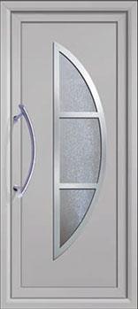 ARTUBY Aluminium Front Door