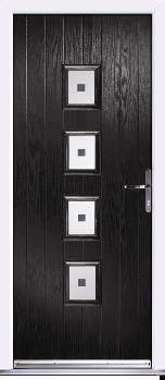ARUBA Composite Front Door