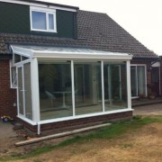 Glass Roofs & Rooms