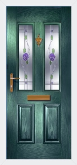 SCEPTRE Composite Front Door