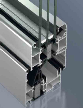schuco ass80fd aluminium bifold door system aluminium frame co. Black Bedroom Furniture Sets. Home Design Ideas