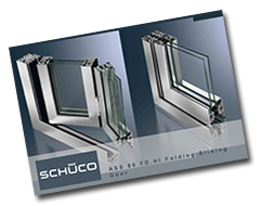 Schuco ASS80FD Bifold Door System