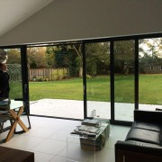 Aluminium Sliding Patio Doors