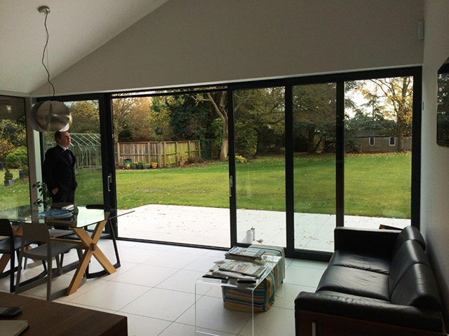 Sliding patio doors gallery aluminium frame co for 12 foot sliding patio doors