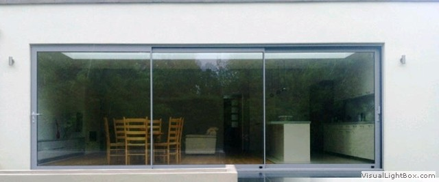 Sliding Patio Doors Gallery | Aluminium Frame Co