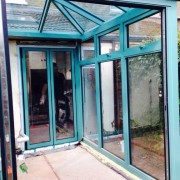Aluminium Glass Room