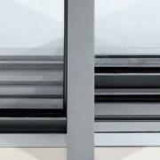 Metra Aluminium Sliding Patio Doors NC-S Slimline profile