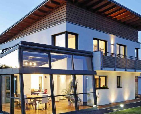Aluminium Benefits over UPVC & Timber