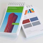 Aluminium Colour Choices