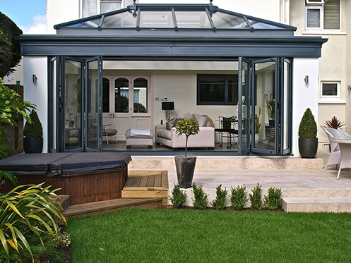 Beaufort Bifolding Sliding Doors