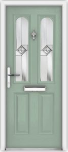 Esteem Arch Composite Door