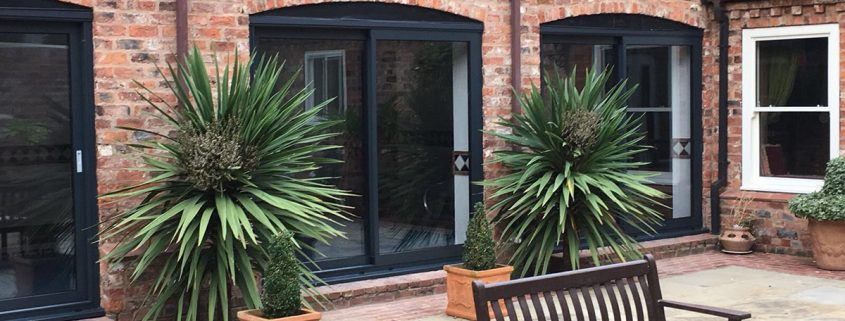 Aluminium Sliding Doors York