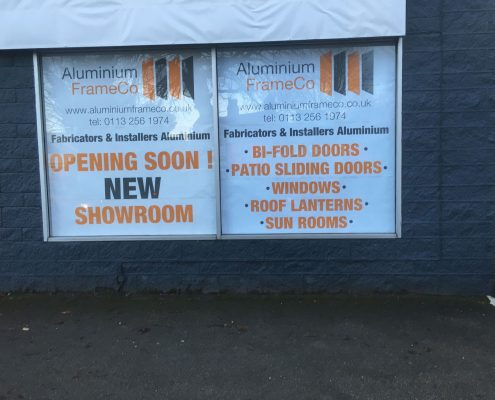 Leeds Showroom Coming 2018