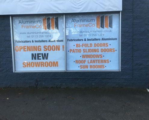 Leeds Showroom Coming 2018