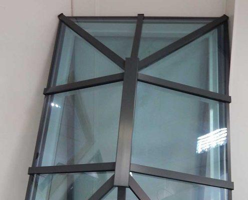 Aluminium Frame Co Showroom Yeadon