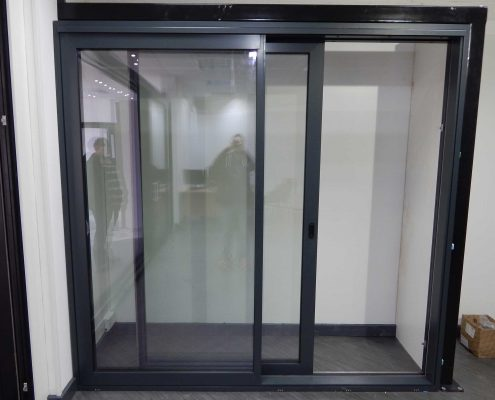 Aluminium Frame Co Showroom Yeadon