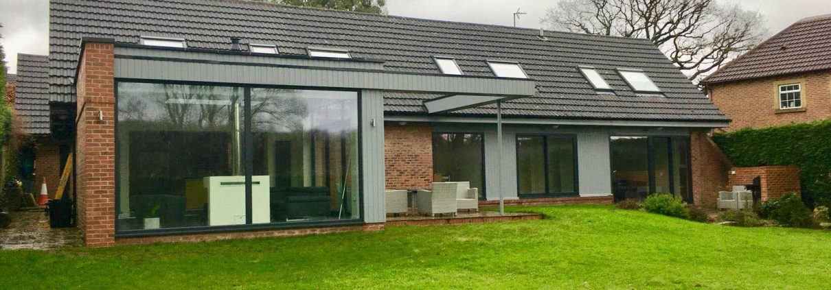Bramhope Aluminium Windows