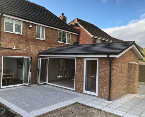 Aluminum Bi-Fold Doors & Windows Lancashire
