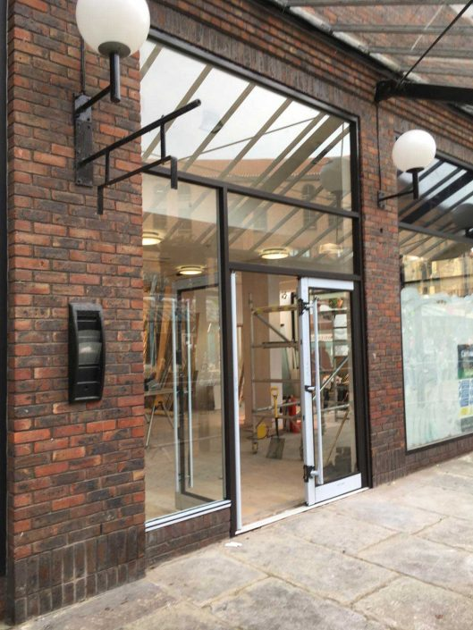 Fenwick Commercial Doors & Windows York