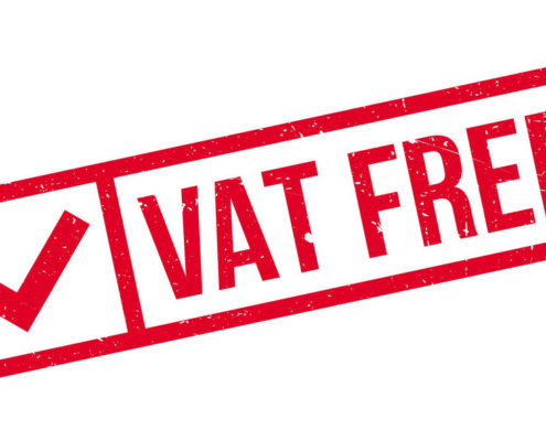 VAT FREE in January