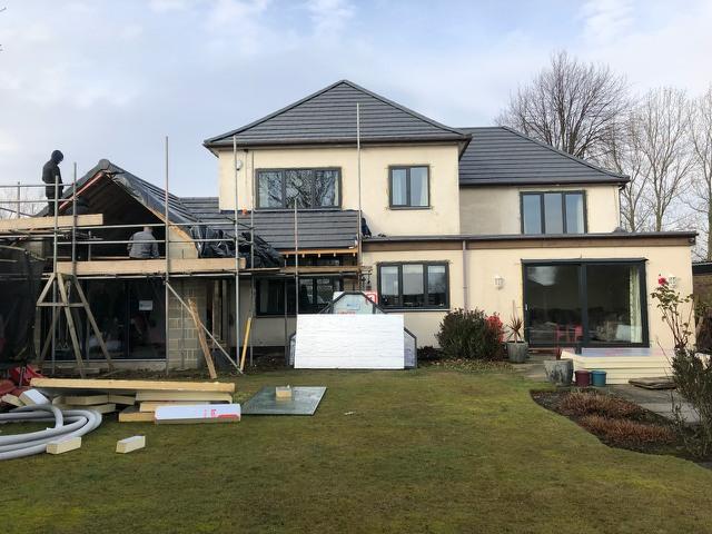 Calverley - Aluminium & Timber Windows