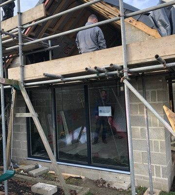 Calverley - Aluminium & Timber Windows