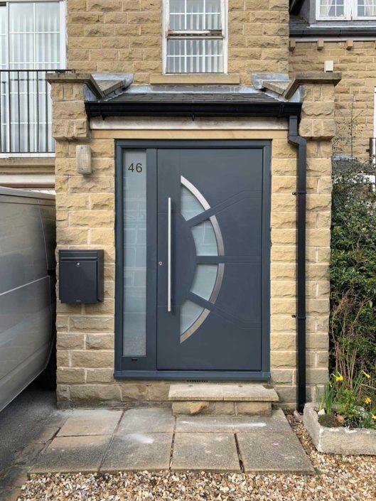 Spitfire Composite Door - Otley