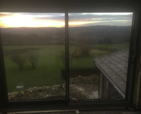 Aluminium Doors & Windows in Rawdon