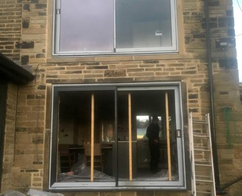 Aluminium Doors & Windows in Rawdon
