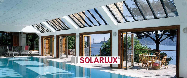 Solarlux Combiline Timber Aluminium