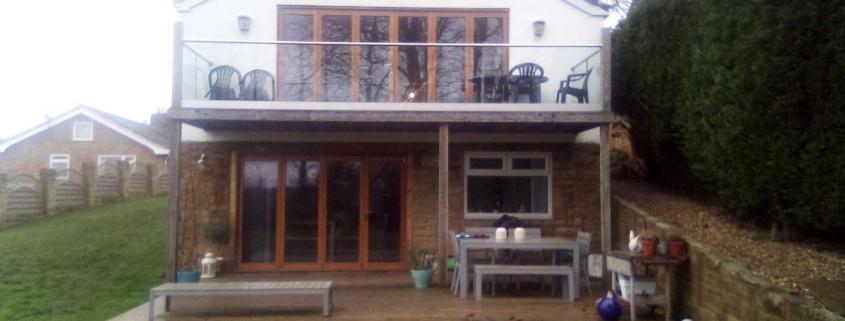 Schuco Bi-Folding Doors Guiseley Leeds